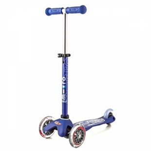 Micro Mini Scooter Deluxe Blue MMD006