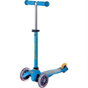 Micro Mini Scooter Deluxe Ocean Blue