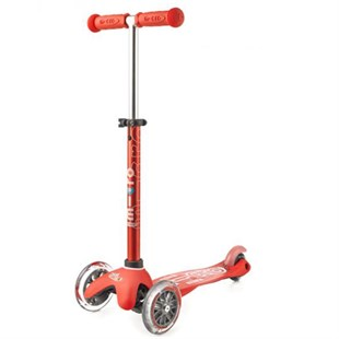 Micro Mini Scooter Deluxe Red