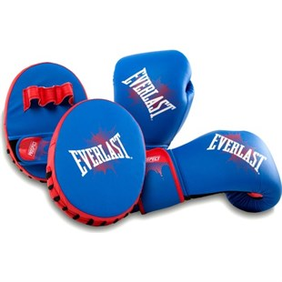 Everlast Prospect Mitt Kit (Glove Mitt ) Eldiven Set