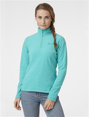 Helly Hansen Kadın Polar Fleece Turkuaz