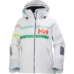 Helly Hansen W Salt Power Jacket Bayan Yelken Ceketi