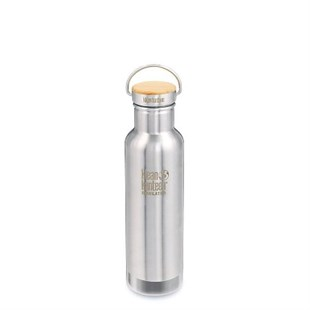 Klean Kanteen Insulated Reflect 592ml Bamboo Brushed Staninless Çelik Matara