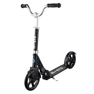 Micro Scooter Cruiser Black SA0201